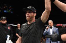 Султан Алиев победил Кейту Накамуру единогласным решением судей на UFC Fight Night 149