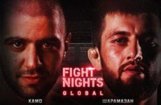 Видео боя Шарамазан Чупанов – Камо Авагян Fight Nights Global 92
