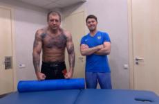 Александр Емельяненко предложил Михаилу Кокляеву пожать 100 кг более чем 25 раз