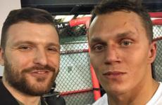 Реакция журналиста после боя Артем Тарасов — Вячеслав Дацик