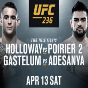 Медицинские отстранения получили ряд бойцов после турнира UFC 236