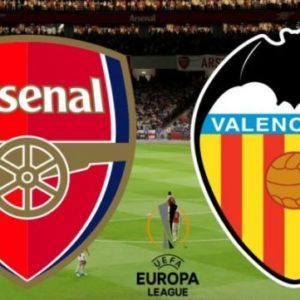 Прямая трансляция Арсенал - Валенсия. Лига Европы. 02.05.19