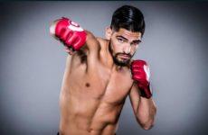 Видео боя Айманн Захаби — Винс Моралес UFC Fight Night 151