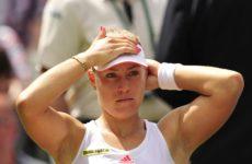 Лучшие моменты Анжелик Кербер — Симона Халеп. WTA Premier. Истборн. 27.06.19