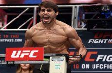 Видео боя Антонио Карлос Джуниор — Ян Хейниш UFC Fight Night 152