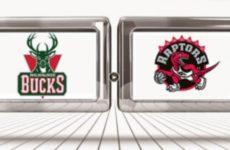 Прямая трансляция Милуоки Бакс — Торонто Репторс. NBA. 03.11.19