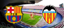 Прямая трансляция Барселона - Валенсия. Кубок Испании. 25.05.19