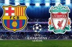 Прямая трансляция Барселона — Ливерпуль. Лига Чемпионов. 01.05.19