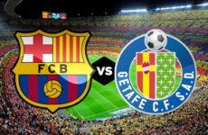 Прямая трансляция Барселона — Хетафе. Ла Лига. 12.05.19