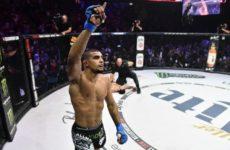 Даглас Лима считает, что он входит в пятёрку лучших бойцов в мире