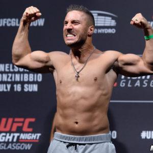 Видео боя Даниэль Теймур — Сангбин Жо UFC Fight Night 153