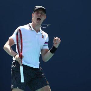 Прямая трансляция Вашик Поспишил — Денис Шаповалов. ATP250. Окленд. 15.01.20
