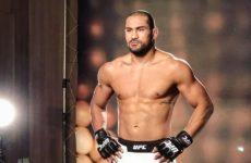 Видео боя Дэви Рамос — Остин Хабберд UFC Fight Night 152