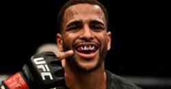 Видео боя Дэнни Робертс — Мишель Перейра UFC Fight Night 152