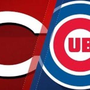 Прямая трансляция Чикаго Кабс — Цинциннати Редс. MLB. 25.05.19