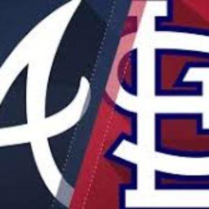 Прямая трансляци Сент-Лиус Кардиналс — Атланта Брейвз. MLB. 27.05.19