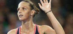 Лучшие моменты Кики Бертенс - Каролина Плишкова. WTA Premier. Истборн. 28.06.19