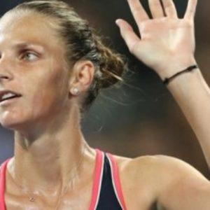 Лучшие моменты Кики Бертенс — Каролина Плишкова. WTA Premier. Истборн. 28.06.19