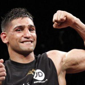 Амир Хан хочет вписать своё имя в историю бокса