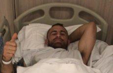Алекс Волкановски мог потерять ногу после UFC 237