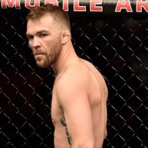 Брайан Карауэй больше не связан с UFC