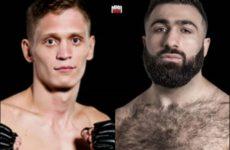 Стал известен новый соперник Сергея Хандожко на UFC Fight Night 153