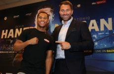 Эдди Хирн заявил, что Дэвин Хэйни — новая звезда американского бокса