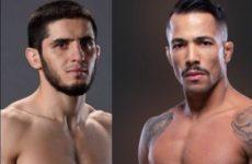 Хоаким Сильва заявил о желании драться с Исламом Махачевым на UFC 242