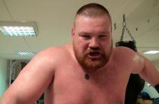 Вячеслав Дацик собирается скинуть 40 килограм