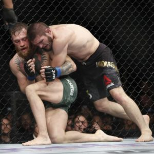 Бен Аскрен считает Хабиба Нурмагомедова лучшим бойцом MMA в истории