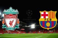 Прямая трансляция Ливерпуль — Барселона. Лига Чемпионов. 07.05.19