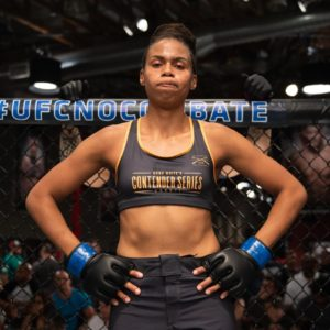 Видео боя Луана Каролина — Присцила Кашоэйра UFC 237