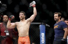 Видео боя Марк-Анндре Барио — Эндрю Санчес UFC Fight Night 151