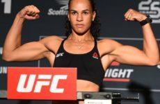 Видео боя Талита Бернардо — Мелисса Гато UFC 237