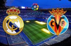 Прямая трансляция Реал Мадрид — Вильярреал. Ла Лига. 05.05.19