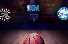 Видео. Лучшие моменты Торонто Репторс — Филадельфия Сиксерз. NBA. 08.05.19