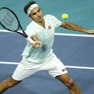 Прямая трансляция Теннис Сандгрен — Роджер Федерер. ТБШ. Australian Open — 20. 28.01.20