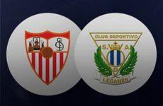 Прямая трансляция Севилья — Леганес. Ла Лига. 03.05.19