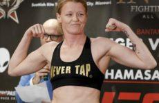 Видео боя Тоня Эвинджер — Лина Лансберг UFC Fight Night 153