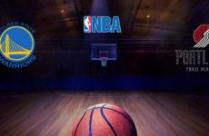 Видео. Лучшие моменты Голден Стейт Уорриорз — Портленд Трейл Блейзерс. NBA. 15.05.19