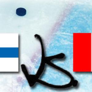 Прямая трансляция Финляндия — Канада. Чемпионат Мира. 10.05.19