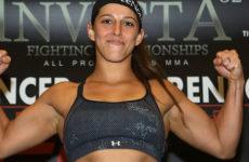 Видео боя Меган Андерсон — Фелисия Спенсер UFC Fight Night 152
