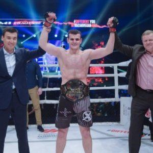 Хадис Ибрагимов подписал контракт с UFC