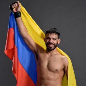 Видео боя Хулио Арсе — Хулиан Ароса UFC Fight Night 152