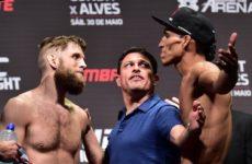 Видео боя Чарльз Оливейра — Ник Ленц UFC Fight Night 152