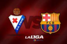 Прямая трансляция Эйбар — Барселона. Ла Лига. 19.05.19