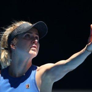 Прямая трансляция Элина Свитолина — Лорен Дэвис. ТБШ. Australian Open — 20. 23.01.20