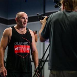 Алексей Олейник: «Я упал от усталости в бою с Оверимом»