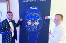 Василий Ломаченко презентовал уникальную модель часов