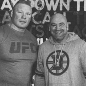 Дана Уайт сообщил, что Брок Леснар не вернётся в MMA